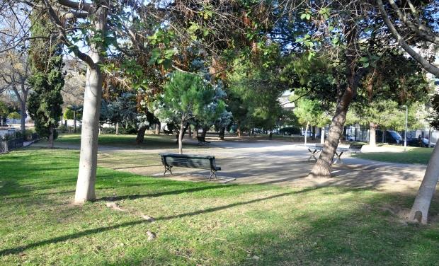 parc de ses fonts