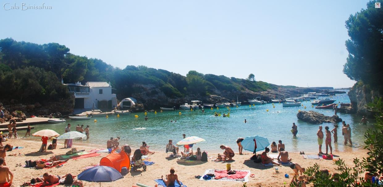 Menorca_Cala Binisafua