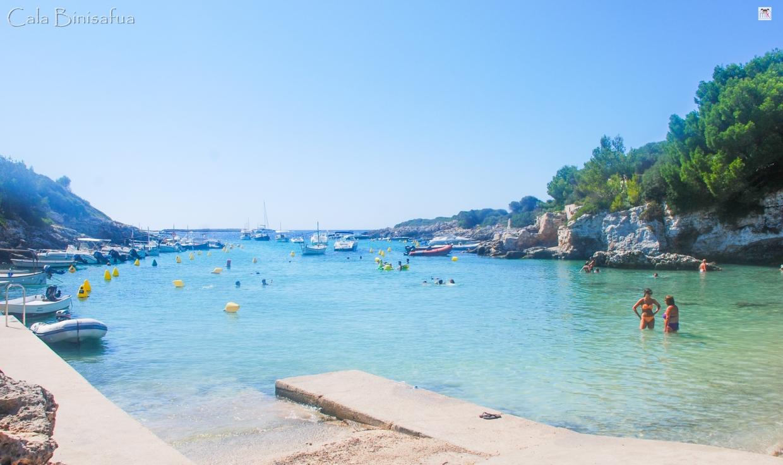 Menorca_Cala Binisafua2