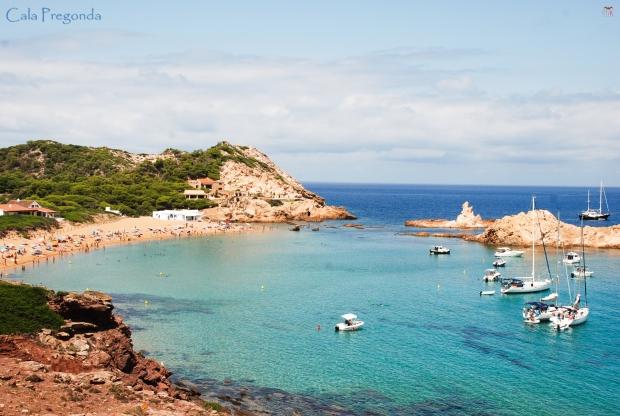 Menorca_Cala Pregonda