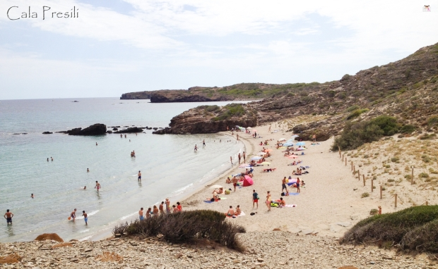 Menorca_Cala Presili3