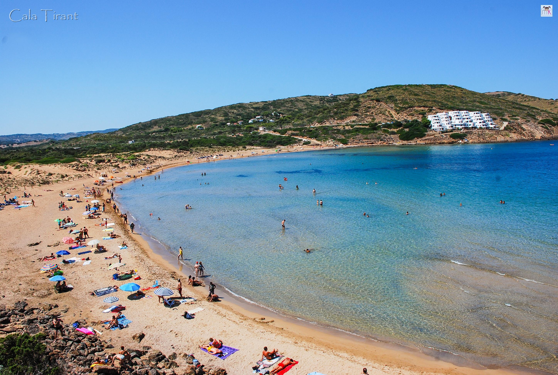 La bellas playas de menorca mallorkids - Parque acuatico menorca ...