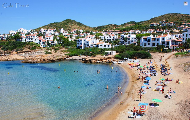 Menorca_Cala Tirant