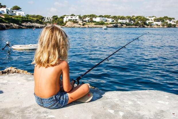un dia de pesca