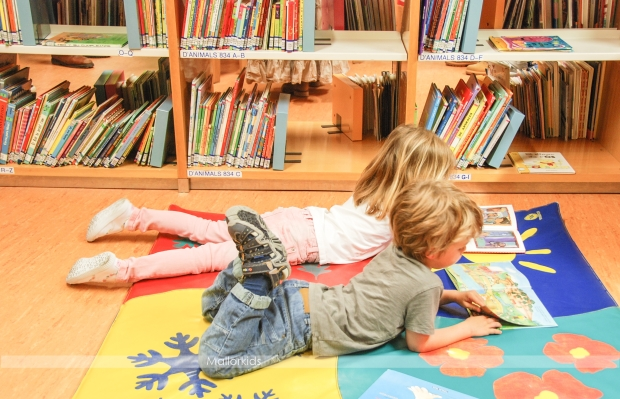 Biblioteca Can Sales_Mallorkids_05