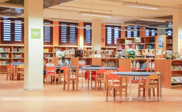 Biblioteca Can Sales_Mallorkids_06